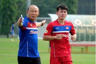 Lãnh đạo HAGL nói gì khi Trần Minh Vương bị loại khỏi đội tuyển Việt Nam?