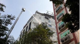Thông tin mới nhất vụ cháy khách sạn giữa trung tâm Sài Gòn