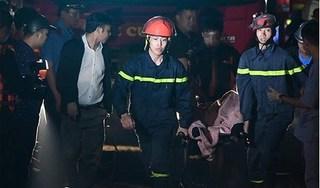 Đã xác định được danh tính một nạn nhân vụ xe Mercedes rơi xuống sông Hồng