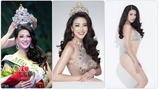 Cận cảnh đường cong nóng bỏng của Hoa hậu Trái đất 2018 Phương Khánh