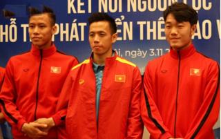Lộ diện đội trưởng và 2 đội phó của ĐT Việt Nam tại AFF Cup 2018