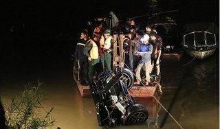 Nạn nhân thứ 2 trong vụ xe Mercedes rơi xuống sông Hồng là cô gái 21 tuổi