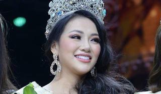 Vượt qua 87 người đẹp, Nguyễn Phương Khánh đăng quang Miss Earth 2018