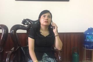 Bí thư Huyện ủy chỉ đạo Công an theo dõi đoàn UBKTTW làm việc tại Hướng Hóa