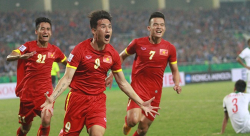 lịch sử AFF Cup chứng kiến phong độ ghi bàn ấn tượng của các chân sút Thái Lan Việt Nam