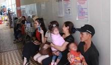 Đắk Lắk: Một bệnh nhi 2 tuổi tử vong do bệnh tay chân miệng