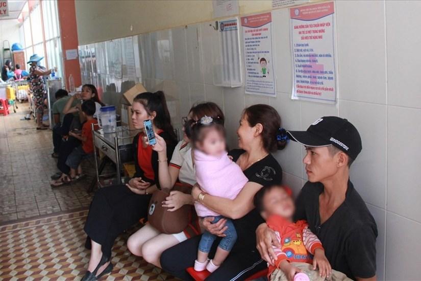 Đắk Lắk: Một bệnh nhi 2 tuổi thiệt mạng do bệnh tay chân miệng