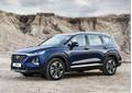 Hyundai SantaFe 2019 đầu tiên về đại lý tại TP.HCM