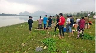 Hưng Yên: Phát hiện người đàn ông buôn trâu tử vong bên bờ sông