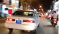 Tài xế xe biển 80B giả hụ còi gây náo loạn đường phố bị CSGT phạt nặng