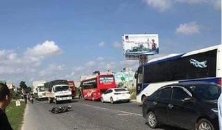 Thái Bình: Nam thanh niên bị ô tô húc văng ra xa, tử vong tại chỗ