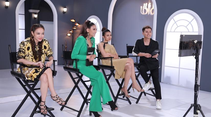 Võ Hoàng Yến 'bạo lực' với thí sinh khi hướng dẫn thử thách The Face 2018