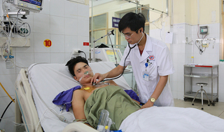 """Nam bệnh nhân người Thái Bình bị đa chấn thương được cứu sống từ """"cửa tử"""""""