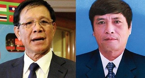 Ngoài ông Phan Văn Vĩnh, ông Nguyễn Thanh Hóa cũng phải nhập viện
