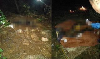 Phát hiện thi thể người đàn ông đang phân huỷ ở trên đồi