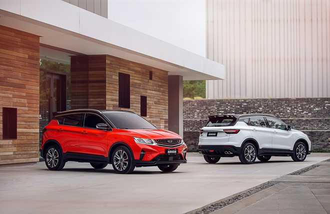 Ô tô SUV nhỏ gọn, thiết kế cao cấp giá chỉ 262 triệu đồng