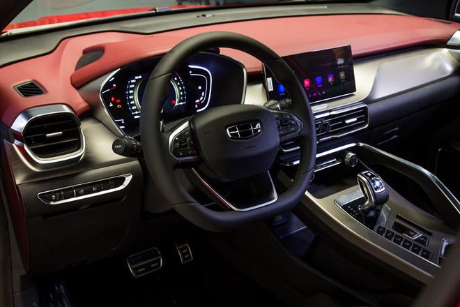Ô tô SUV nhỏ gọn, thiết kế cao cấp giá chỉ 262 triệu đồng3