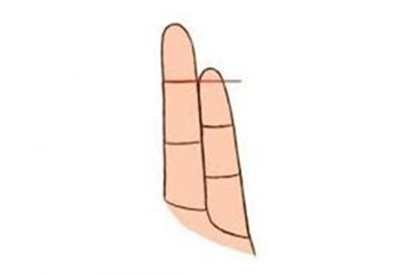 Chỉ cần nhìn ngón tay út, biết ngay cuộc sống hôn nhân như thế nào2