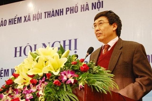 Chân dung nguyên Tổng giám đốc BHXH Việt Nam Lê Bạch Hồng vừa bị bắt