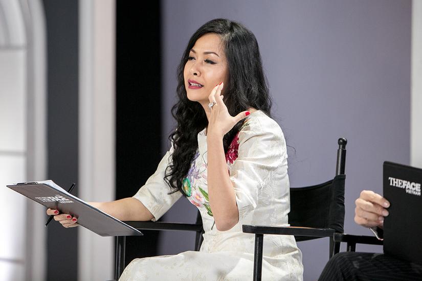 Phó TGĐ Tân Hiệp Phát-Trần Uyên Phương làm giám khảo khách mời tại The Face 2018