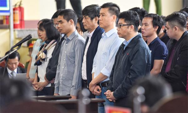 Nguyễn Văn Dương khai hối lộ 2 cựu tướng công an hàng chục tỉ