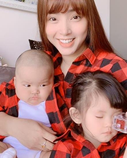 Nữ ca sĩ Hải Băng đối mặt nguy cơ nứt vỡ tử cung vì mang thai lần 3