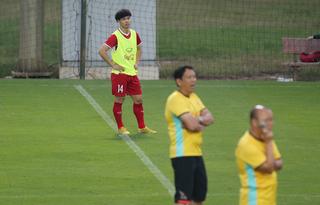 Công Phượng bị HLV Park Hang Seo đuổi vì lý do không ngờ