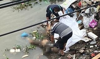 Hải Phòng: Phát hiện xác chết đang phân hủy trên sông Thượng Lý