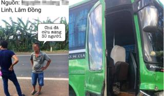 Sự thật tài xế nhảy khỏi xe khi gặp nạn, hành khách lên cầm lái cứu 30 người