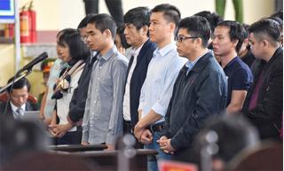 Lời sau cùng 'gan ruột' của ông Phan Văn Vĩnh và các bị cáo