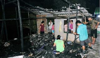 Nhà cháy khi bố mẹ đi vắng, bé gái 11 tuổi bại liệt tử vong thương tâm
