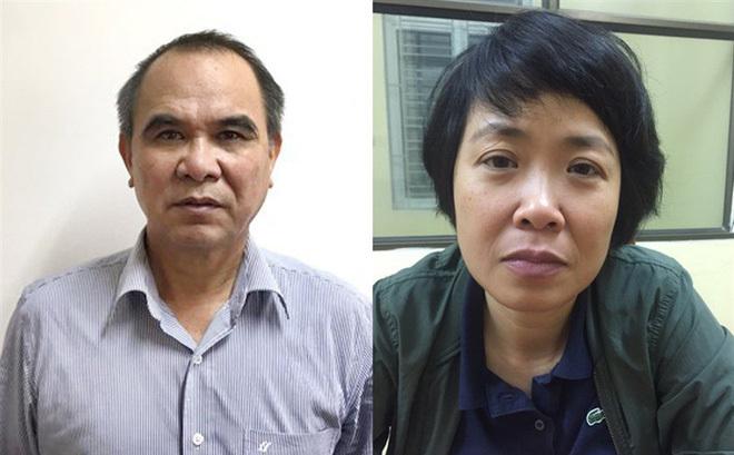 Khởi tố, bắt tạm giam nguyên Tổng Giám đốc Mobifone