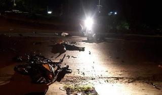 Quảng Nam: Hai xe máy đấu đầu, 3 người tử vong tại chỗ