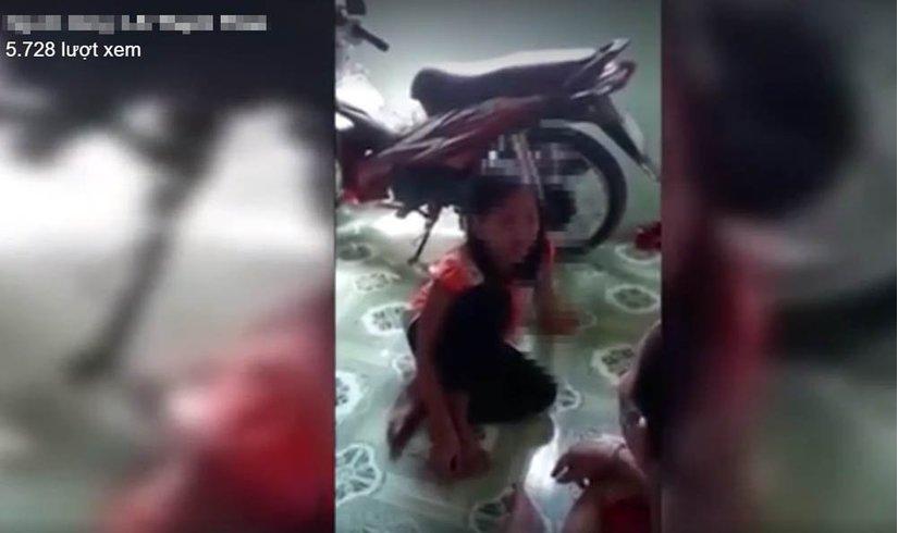 Tình tiết nóng vụ cha xâm hại con gái ruột 10 tuổi ở Long An