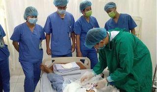 Nhập viện nguy kịch vì viêm tụy cấp, bệnh nhân được cứu sống thần kỳ
