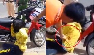 CSGT nổ súng truy đuổi, cô gái ngồi sau bị đạn bắn trúng lưng