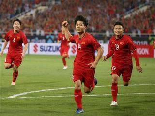 Công Phượng tỏa sáng đội tuyển Việt Nam 'hạ đẹp' Malaysia