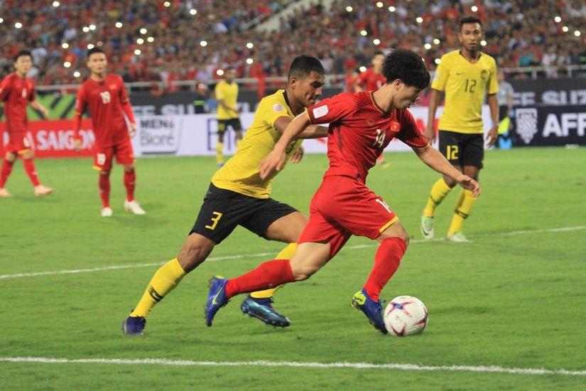 CĐV Malaysia dành lời khen cho đội tuyển Việt Nam