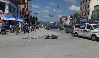 Bắt tài xế xe đầu kéo gây tai nạn chết người rồi bỏ chạy