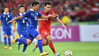 Bị dẫn trước, Thái Lan vẫn dễ dàng đánh bại Indonesia bằng tỷ số đậm