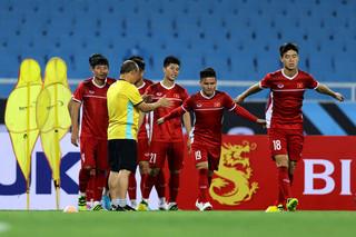Đội tuyển Việt Nam nhận tin vui trước chuyến làm khách của Myanmar