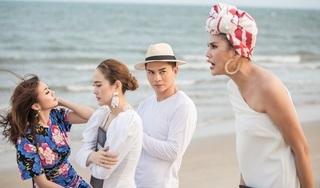 Tập 7 The Face 2018: Võ Hoàng Yến 'nổi điên' đòi ném đồ vào thí sinh