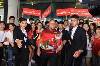 Roberto Carlos dự đoán bất ngờ về cơ hội của tuyển Việt Nam ở AFF Cup 2018