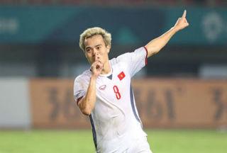 Tiền vệ Văn Toàn sở hữu thành tích ghi bàn ấn tượng vào lưới Myanmar