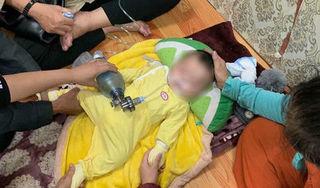 Hà Nội: Mẹ trót ngủ quên đè tay lên người, con trai 4 tháng tuổi chết não