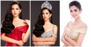 Hoa hậu Tiểu Vy khoe vẻ đẹp như nữ thần tại Miss World 2018