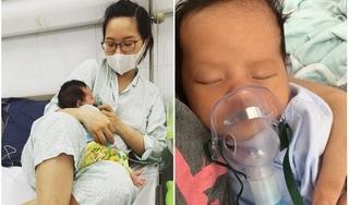 Bé gái vừa sinh đã mắc bệnh, mẹ Việt cảnh báo: 'Đằng sau nụ hôn là cánh cửa bệnh viện'