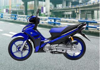 Ra mắt Yamaha Jupiter màu giống hệt Exciter 2019, giá chỉ 30 triệu