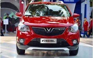 Vinfast Fadil giá 336 triệu đồng được trang bị công nghệ hiện đại nào?