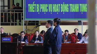 'Trùm cờ bạc' thất vọng vì lời khai phủ nhận sạch trơn của ông Nguyễn Thanh Hóa